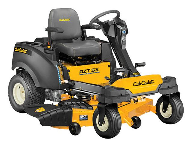 2019 Cub Cadet RZT SX 50 in. Kohler 7000 Series 24 hp in Livingston, Texas - Photo 1