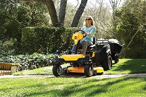 2019 Cub Cadet RZT S 42 in. Electric in Sturgeon Bay, Wisconsin - Photo 4