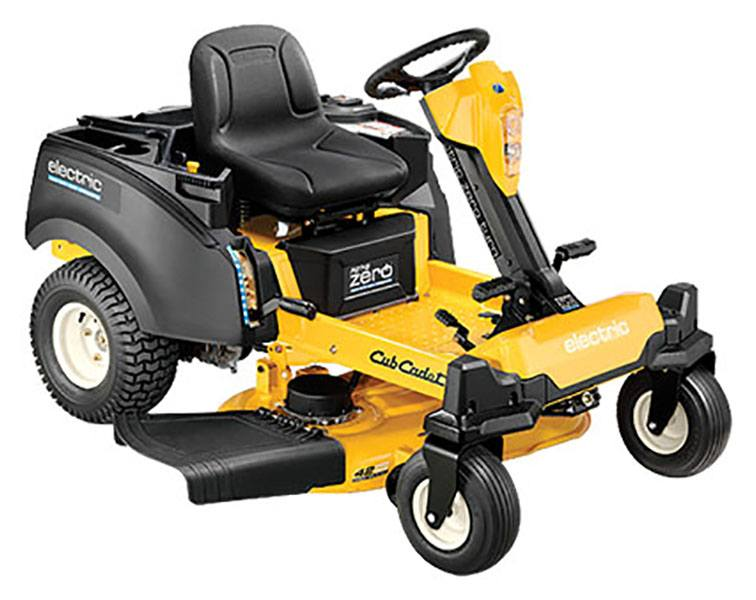 2019 Cub Cadet RZT S Zero Electric Zero-Turn Rider in Sturgeon Bay, Wisconsin - Photo 1
