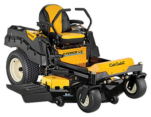 2019 Cub Cadet Z-Force LX 54 in. Kawasaki FR Series 24 hp in Sturgeon Bay, Wisconsin