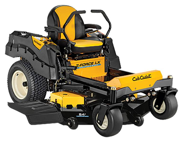 2019 Cub Cadet Z-Force LX 54 in. Kawasaki FR Series 24 hp in Berlin, Wisconsin