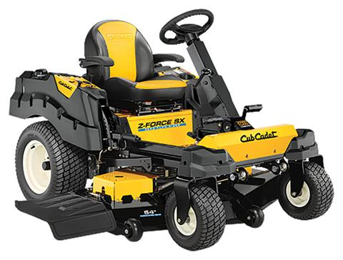 2019 Cub Cadet Z-Force SX 54 in. Kawasaki FR Series 24 hp in Aulander, North Carolina