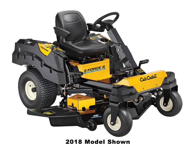 2019 Cub Cadet Z-FORCE S 48 in Hillman, Michigan