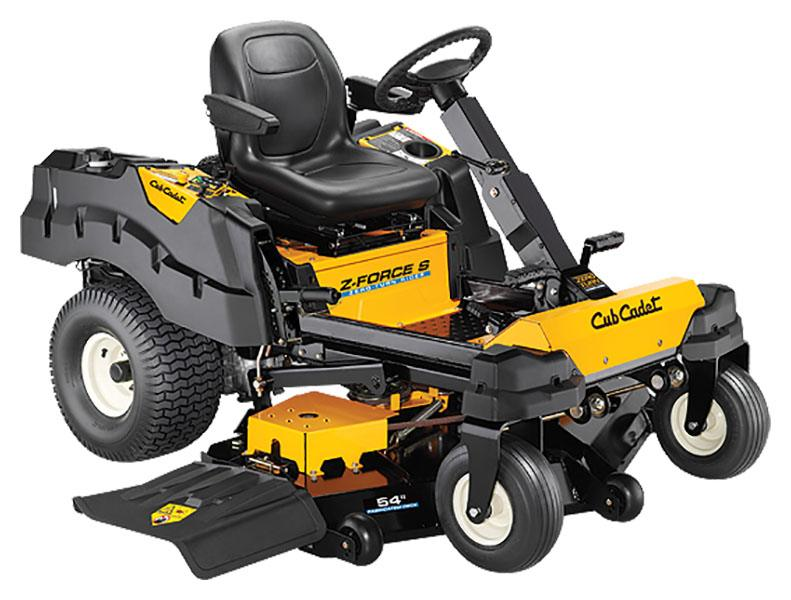 2019 Cub Cadet Z-Force S 54 in Aulander, North Carolina