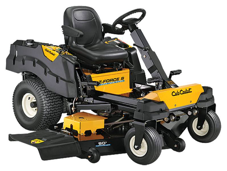 2019 Cub Cadet Z-Force S 60 in Aulander, North Carolina
