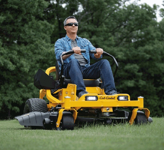 2019 Cub Cadet ZT1 50 in. Kawasaki FR Series 23 hp in Berlin, Wisconsin - Photo 3