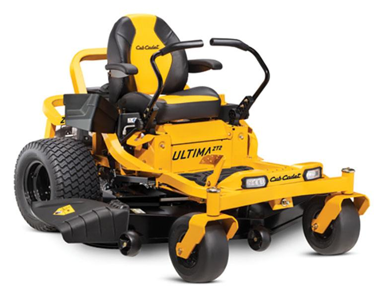 2019 Cub Cadet ZT2 60 in. Kawasaki FR Series 24 hp in Livingston, Texas - Photo 1