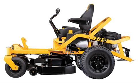 2019 Cub Cadet ZT2 60 in. Kawasaki FR Series 24 hp in Livingston, Texas - Photo 3