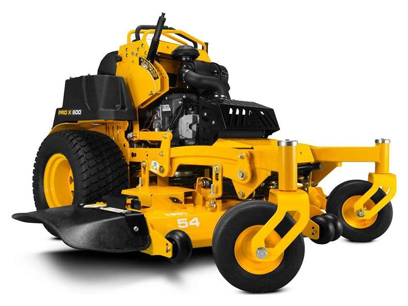 Cub Cadet Pro X 54 in. Kawasaki FX801V Series 25.5 hp in Jackson, Missouri - Photo 1