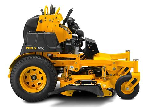Cub Cadet Pro X 54 in. Kawasaki FX801V Series 25.5 hp in Jackson, Missouri - Photo 3