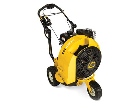 Cub Cadet CB 2900 Gas Blower in Saint Johnsbury, Vermont