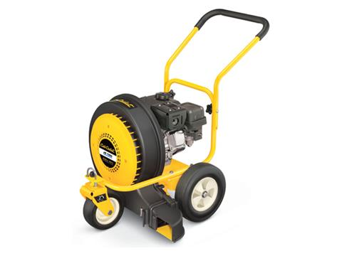 Cub Cadet JS 1150 Wheeled Leaf Blower in Hillman, Michigan