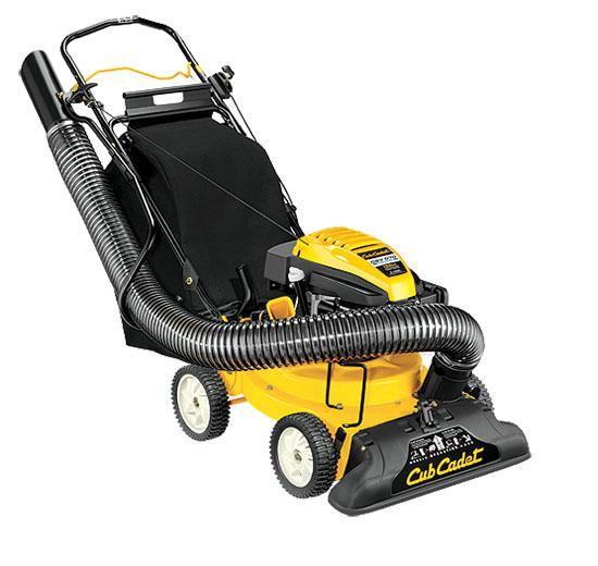 2019 Cub Cadet CSV 070 Chipper Shredder Vacuum in Brockway, Pennsylvania