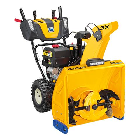 Cub Cadet 3X 26 in. HD in Hillman, Michigan