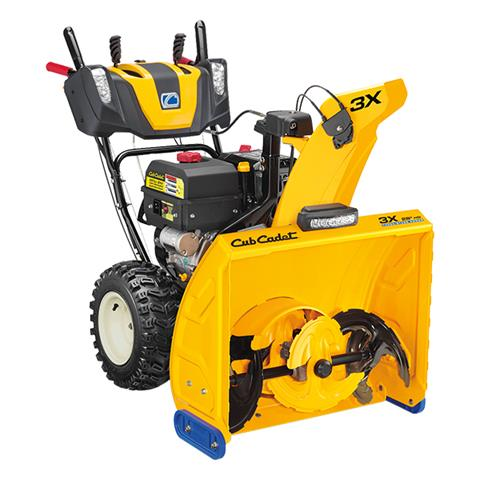 Cub Cadet 3X 28 in. HD in Sturgeon Bay, Wisconsin - Photo 1
