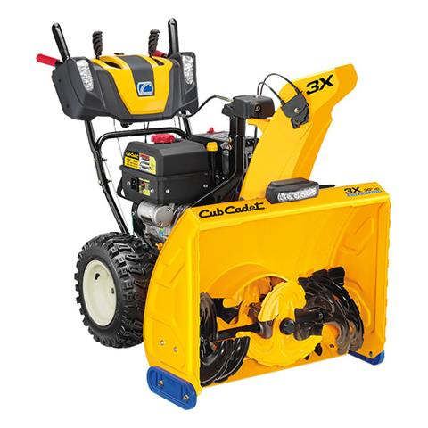 Cub Cadet 3X 30 in. HD in Hillman, Michigan