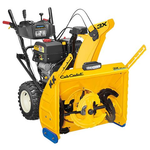 Cub Cadet 3X 30 in. PRO H in Hillman, Michigan - Photo 1
