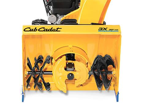 Cub Cadet 3X 34 in. PRO H in Sturgeon Bay, Wisconsin - Photo 2