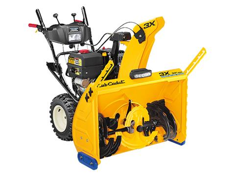 Cub Cadet 3X 34 in. PRO Snow Thrower in Saint Johnsbury, Vermont