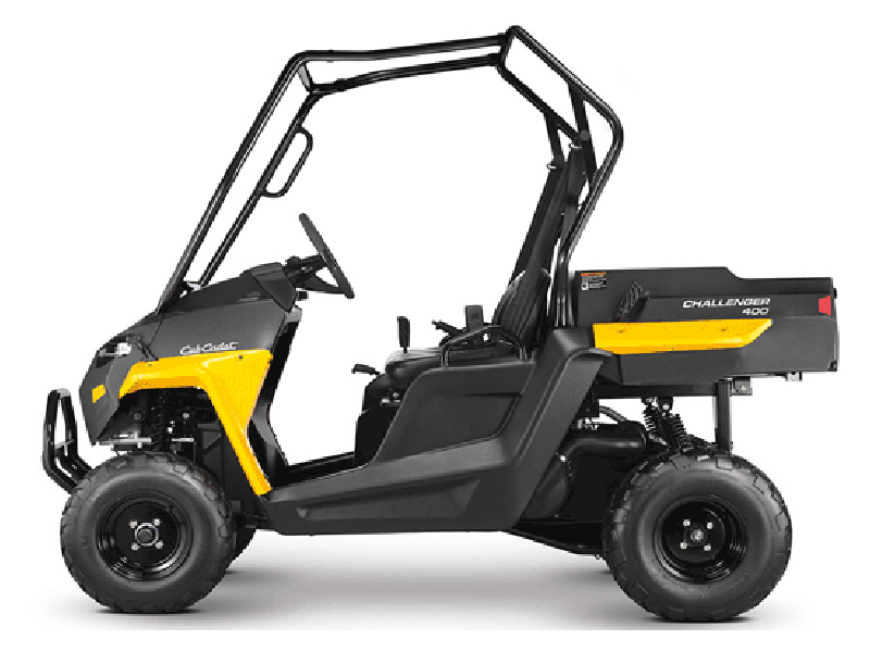2019 Cub Cadet Challenger 400 in Sturgeon Bay, Wisconsin - Photo 4