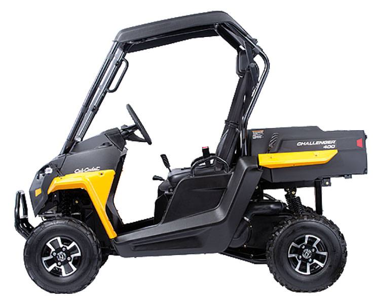 2019 Cub Cadet Challenger 400LX in Berlin, Wisconsin - Photo 2