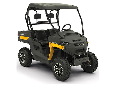 2019 Cub Cadet Challenger 400 4x4 in Sturgeon Bay, Wisconsin