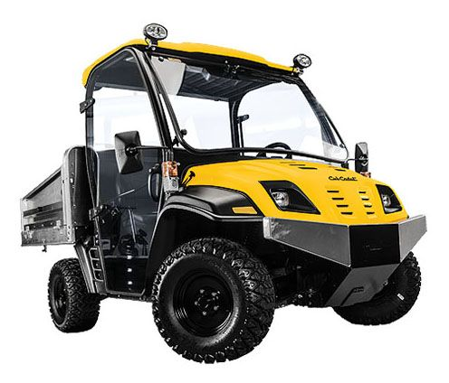 2019 Cub Cadet Volunteer WT Cab in Logan, Utah