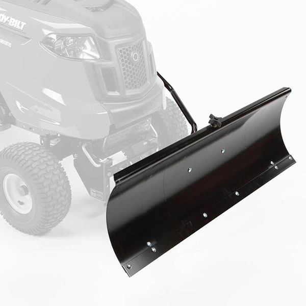 2020 Cub Cadet 46 in. Snow Plow Blade Attachment in Prairie Du Chien, Wisconsin - Photo 3