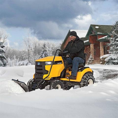 2020 Cub Cadet 46 in. Snow Plow Blade Attachment in Prairie Du Chien, Wisconsin - Photo 4