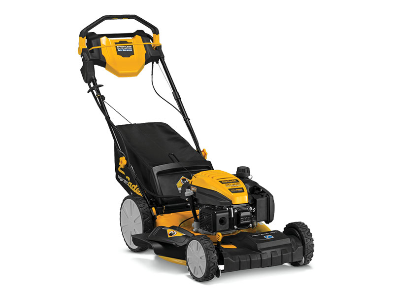 2020 Cub Cadet SC 300 21 in. Cub Cadet eGov w/ IntelliPower 159 cc in Sturgeon Bay, Wisconsin - Photo 1