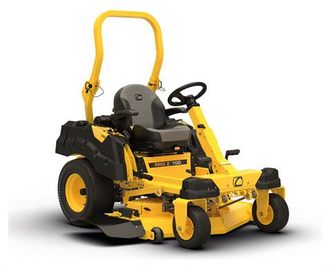 2020 Cub Cadet Pro Z 154 S 54 in. Kohler Confidant EFI 27 hp in Hillman, Michigan