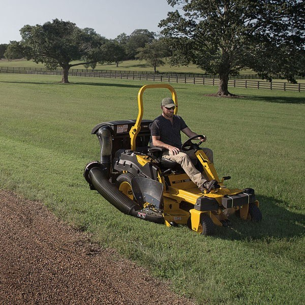 2020 Cub Cadet Pro Z 154 S 54 in. Kohler Confidant EFI 27 hp in Berlin, Wisconsin - Photo 3