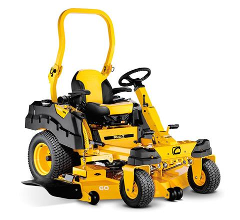 2020 Cub Cadet Pro Z 160 S KW 60 in. Kawasaki FX730v 23.5 hp in Hillman, Michigan