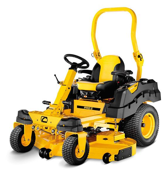 2020 Cub Cadet Pro Z 160 S KW 60 in. Kawasaki FX730v 23.5 hp in Greenland, Michigan - Photo 2