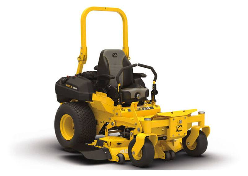 2020 Cub Cadet Pro Z 548 L KW 48 in. Kawasaki FX730V 23.5 HP in Greenland, Michigan - Photo 1