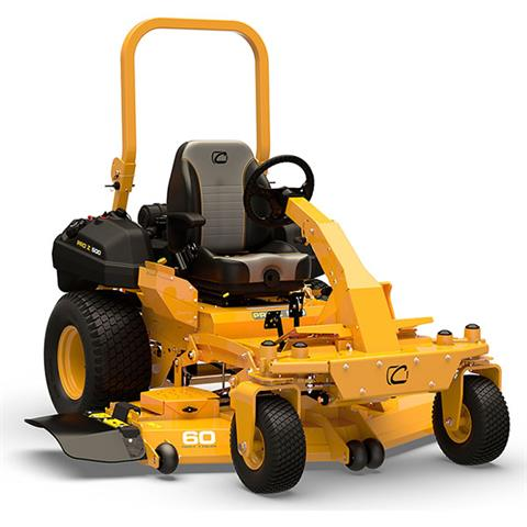 2020 Cub Cadet Pro Z 554S KW 54 in. Kawasaki FX850V 27 hp in Greenland, Michigan