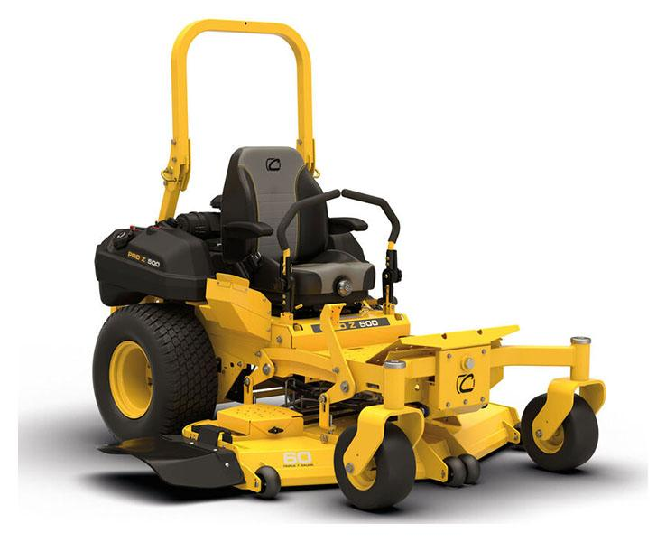 2020 Cub Cadet Pro Z 560L KW 60 in. Kawasaki FX850V 27 hp in Greenland, Michigan - Photo 1