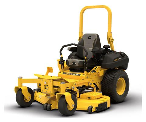 2020 Cub Cadet Pro Z 960 L KW 60 in. Kawasaki FX1000V 35 hp in Hillman, Michigan