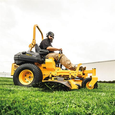 2020 Cub Cadet Pro Z 972 L KW 72 in. Kawasaki FX1000V 35 hp in Greenland, Michigan - Photo 3