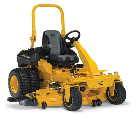 2020 Cub Cadet Pro Z 972 SD 72 in. Kawasaki FX1000V 35 hp in Berlin, Wisconsin
