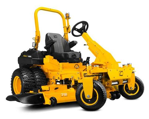 2020 Cub Cadet Pro Z 972S KW 72 in. Kawasaki FX1000V 35 hp in Sturgeon Bay, Wisconsin
