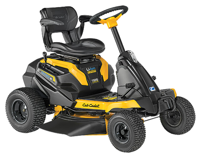 2020 Cub Cadet CC 30 in. E Electric Rider in Greenland, Michigan - Photo 1