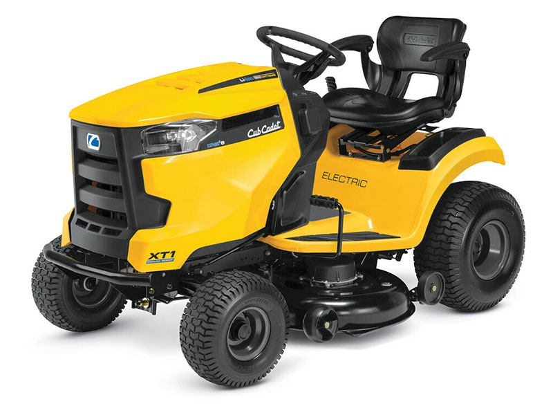 2020 Cub Cadet LT42 E 42 in. Electric Riding Mower in Greenland, Michigan - Photo 2