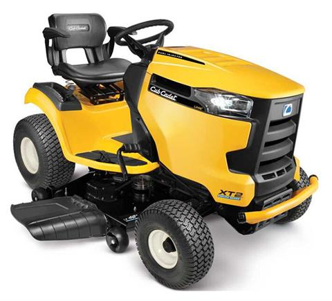2020 Cub Cadet XT2 LX46 46 in. Cub Cadet EFI 679 cc in Hillman, Michigan