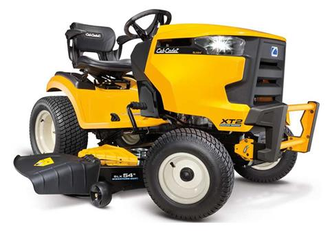 2020 Cub Cadet XT2 SLX54 54 in. Kohler 7000 Series 25 hp in Greenland, Michigan