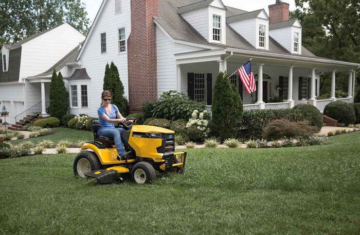 2020 Cub Cadet XT2 SLX54 54 in. Kohler 7000 Series 25 hp in Hillman, Michigan - Photo 3