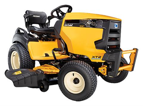2020 Cub Cadet XT2 GX50 50 in. Kohler 7000 Series 25 hp in Hillman, Michigan