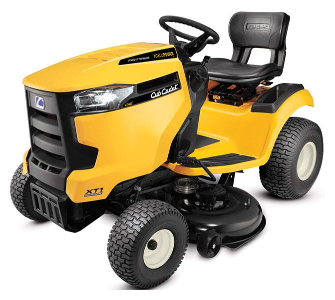 2020 Cub Cadet XT1 LT42 42 in. Cub Cadet w/ IntelliPower 547 cc in Prairie Du Chien, Wisconsin - Photo 2