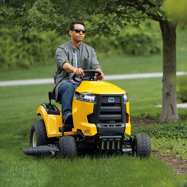2020 Cub Cadet XT1 LT42 42 in. Cub Cadet w/ IntelliPower 547 cc in Livingston, Texas - Photo 3