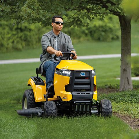 2020 Cub Cadet XT1 LT42 42 in. Cub Cadet w/ IntelliPower 547 cc in Prairie Du Chien, Wisconsin - Photo 3